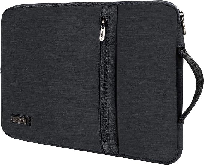 Dark Grey DOMISO 10 inch Tablet Laptop Sleeve Case Waterproof Protective Carrying Bag for 9.710.5 11 iPad Pro//10.5 iPad Air//Microsoft Surface Go 2018//Samsung Galaxy Tab S3 S4//Lenovo Ideapad D330