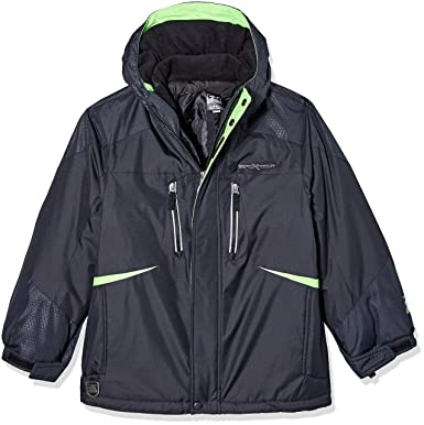 0c8a55b93d31 Amazon.com  ZeroXposur Boys Velocity 3in1 System Jacket  Clothing