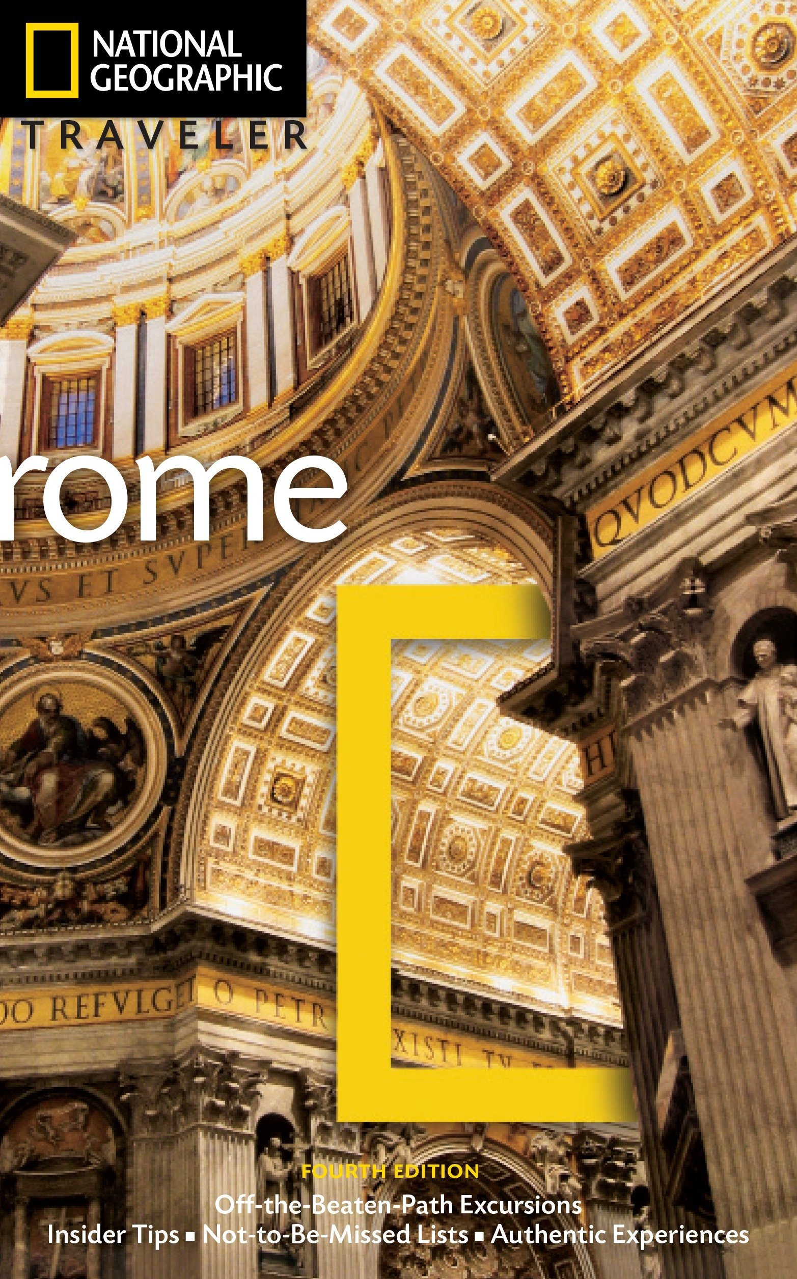 2nd Edition National Geographic Walking Rome The Best of the City