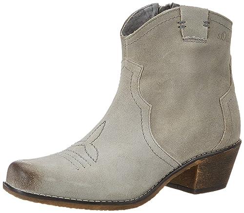s.Oliver Damen 25308 Cowboy Stiefel