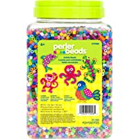 Perler Beads 22,000 Count Bead Jar Multi-Mix Colors - 17000