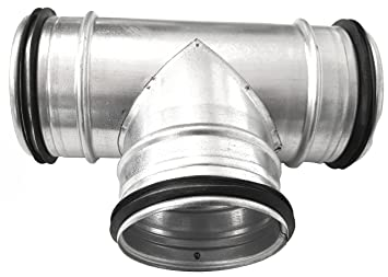 Intelmann Nippel /Ø 250 Rohrverbinder