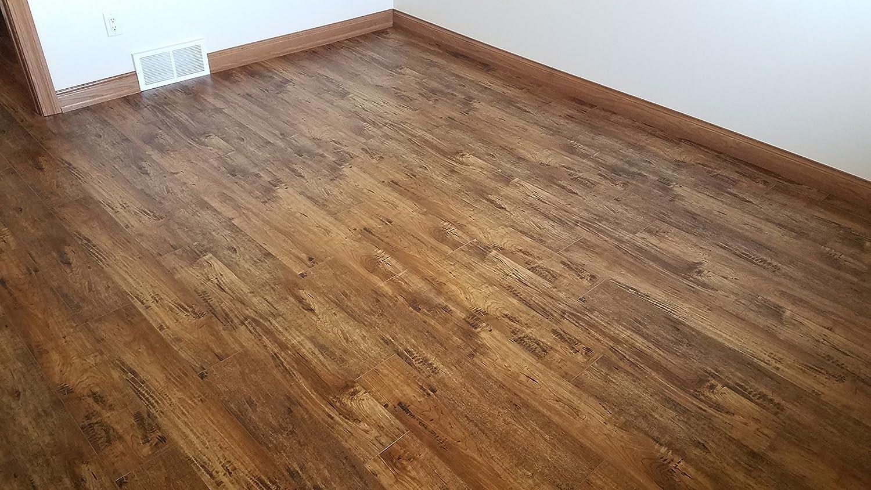 Sample, WYNWOOD Turtle Bay Floors Waterproof Click WPC Flooring Crafted Maple High-End Floating Flooring 4-Colors