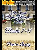 The Sweet Regency Romance Boxed Set: Books 7 through 11 (The Sweet Regency Romance Series Book 12)