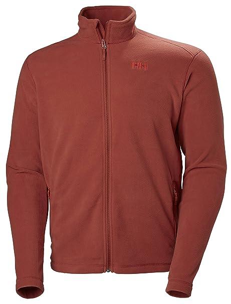 484fe7ce6 Helly Hansen Men's Daybreaker Lightweight Full Zip Fleece Jacket
