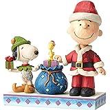 ENESCO Holiday Helpers (Charlie Brown & Snoopy)