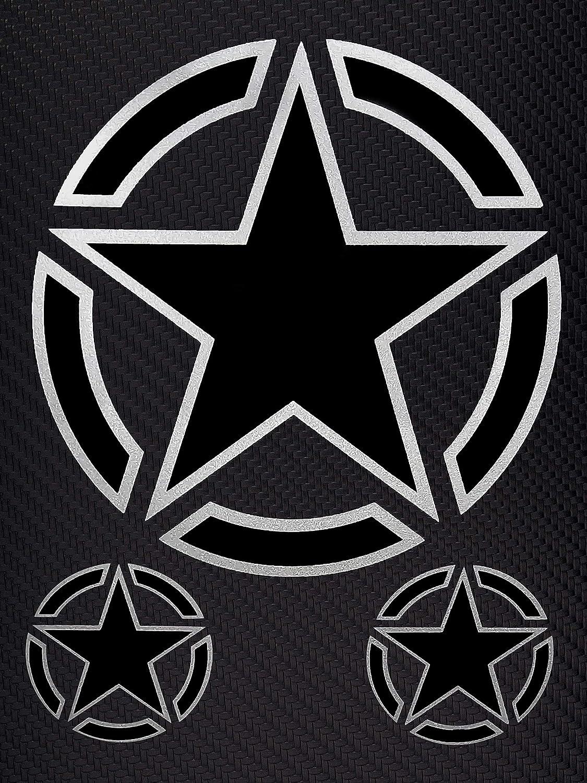 Quattroerre 6326/Sticker /étoile tableau dimensions 10/x 12/cm