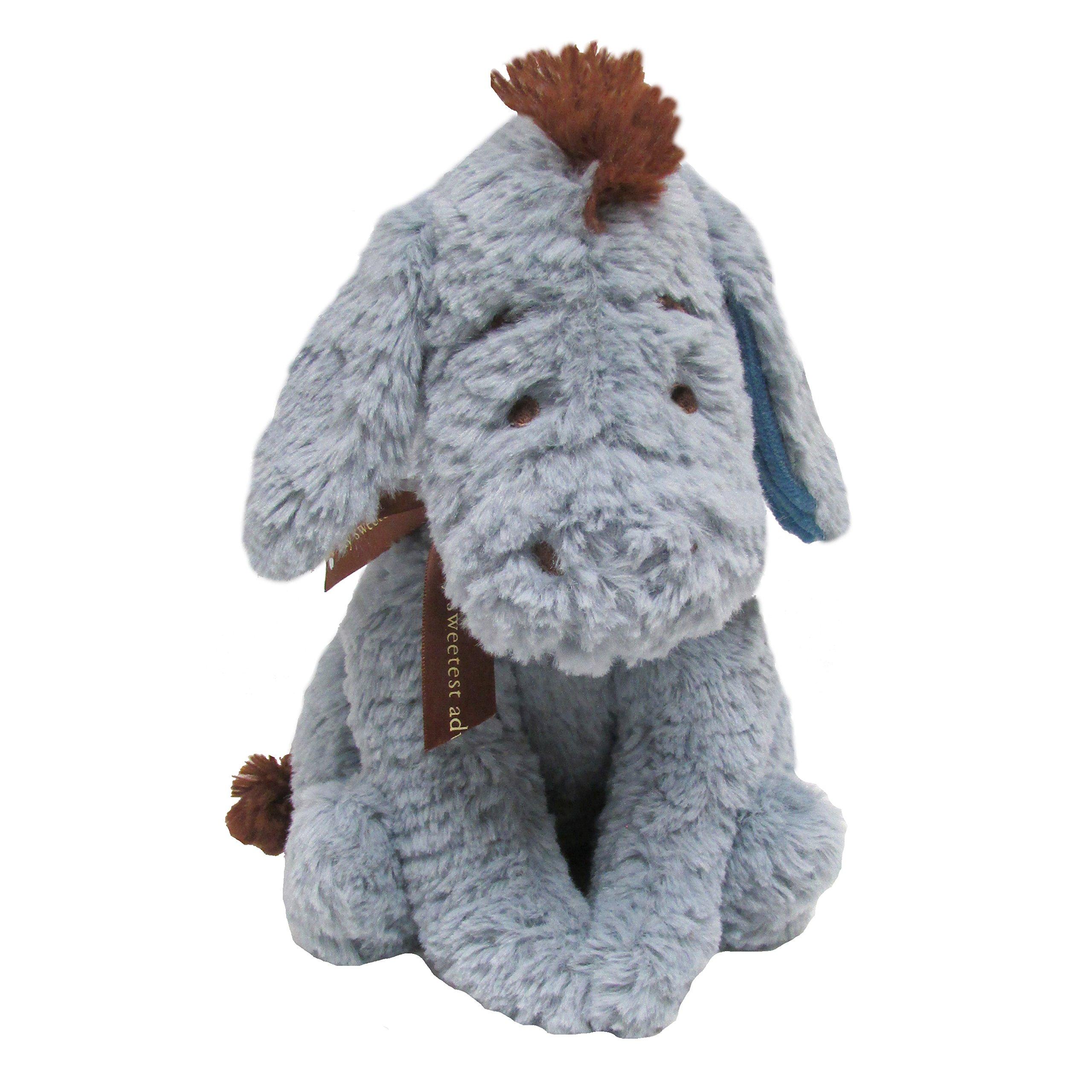 Disney Baby Classic Eeyore Stuffed Animal, 11.75''