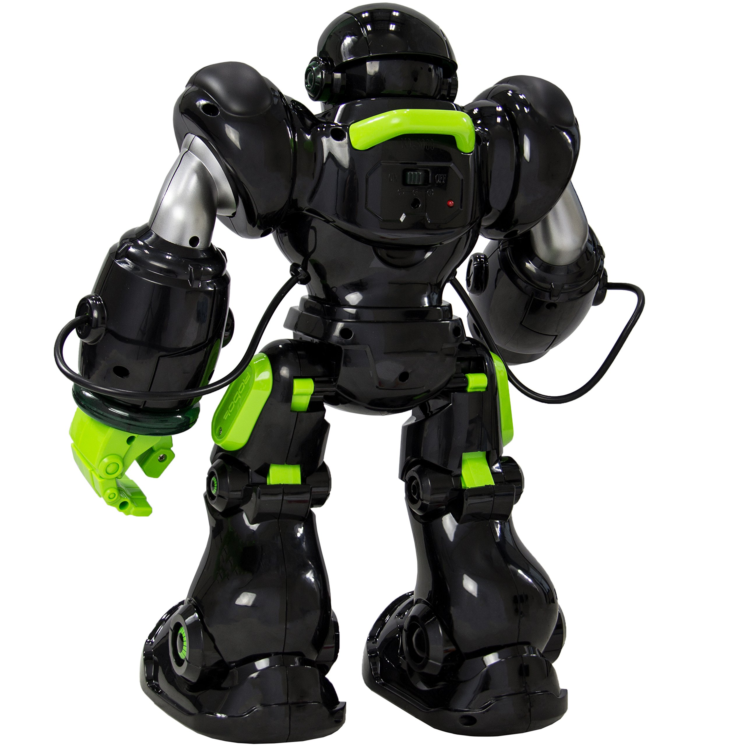 Best Choice Products Intelligent Remote Control RC Robot Talking Walking Shooting Light & Music Action Toys by Best Choice Products (Image #3)