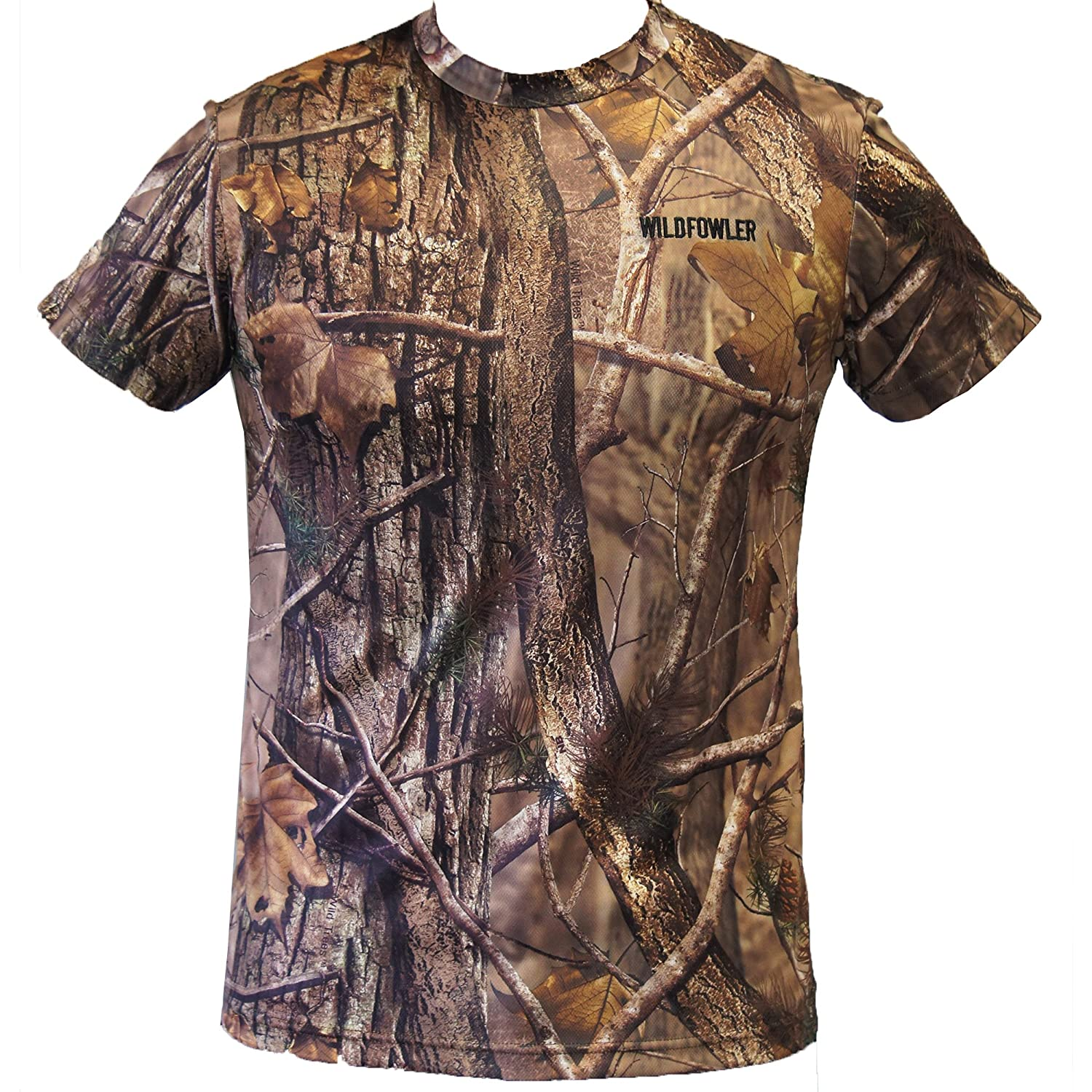 Wildfowler Short Sleeve Quick Dry T-Shirt