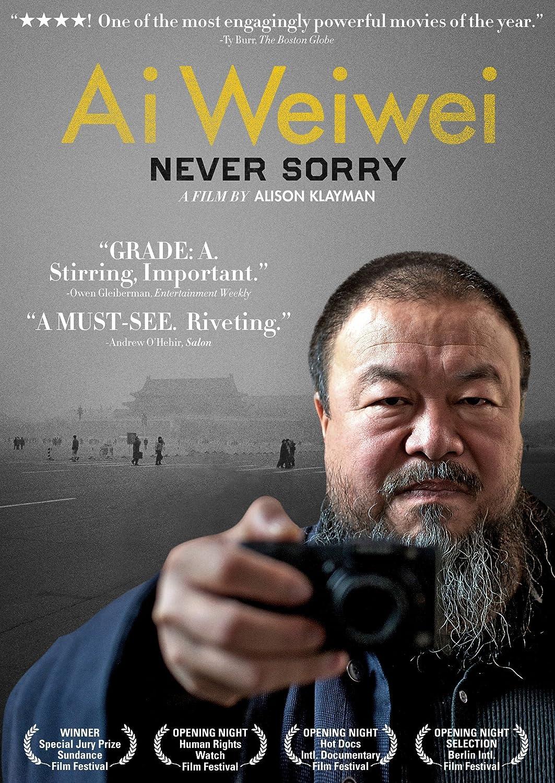 Ai Weiwei Never Sorry Ai Weiwei Danqing Chen Alison Klayman Movies Tv