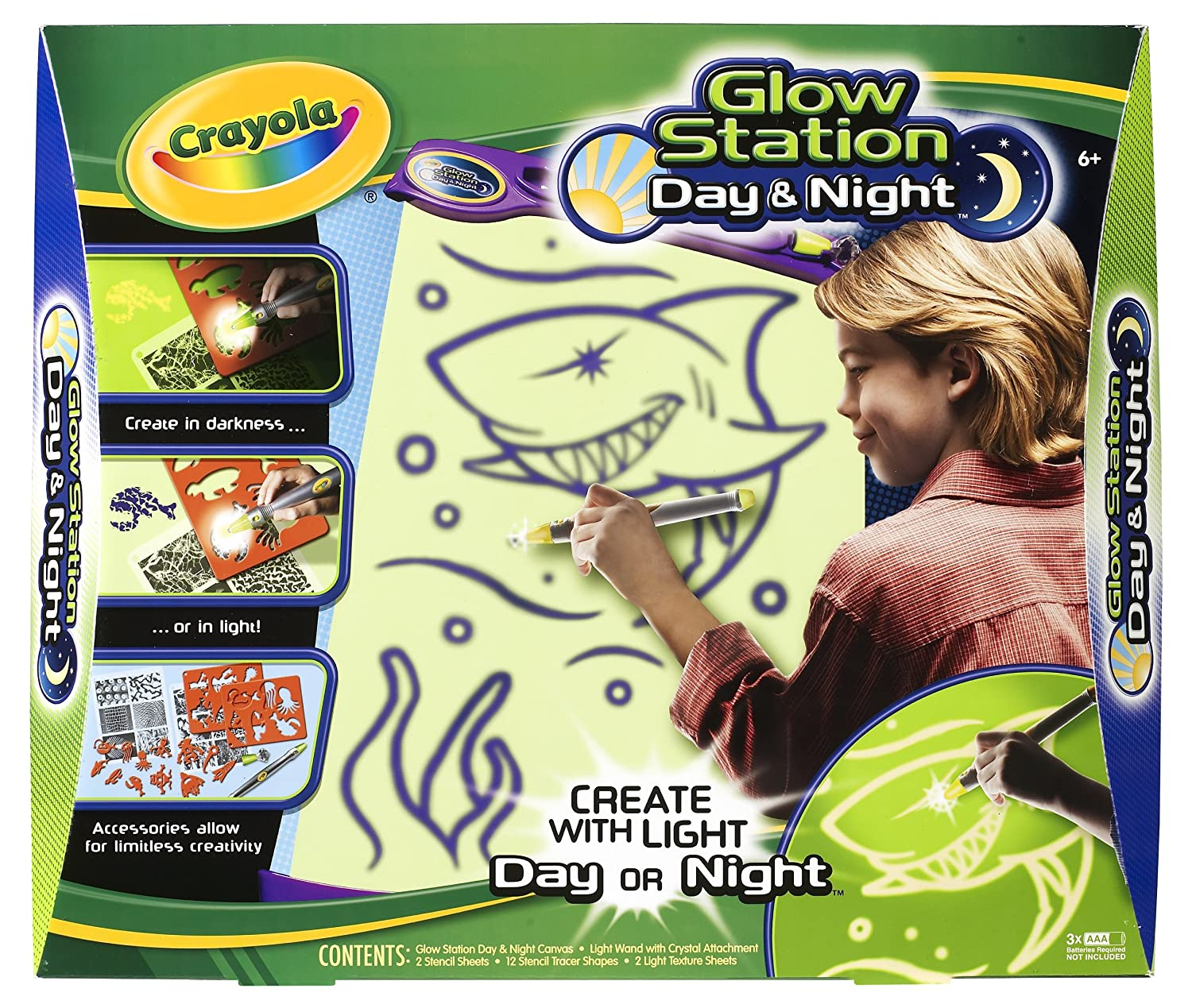 Crayola Glow Station Day & Night 95-1002