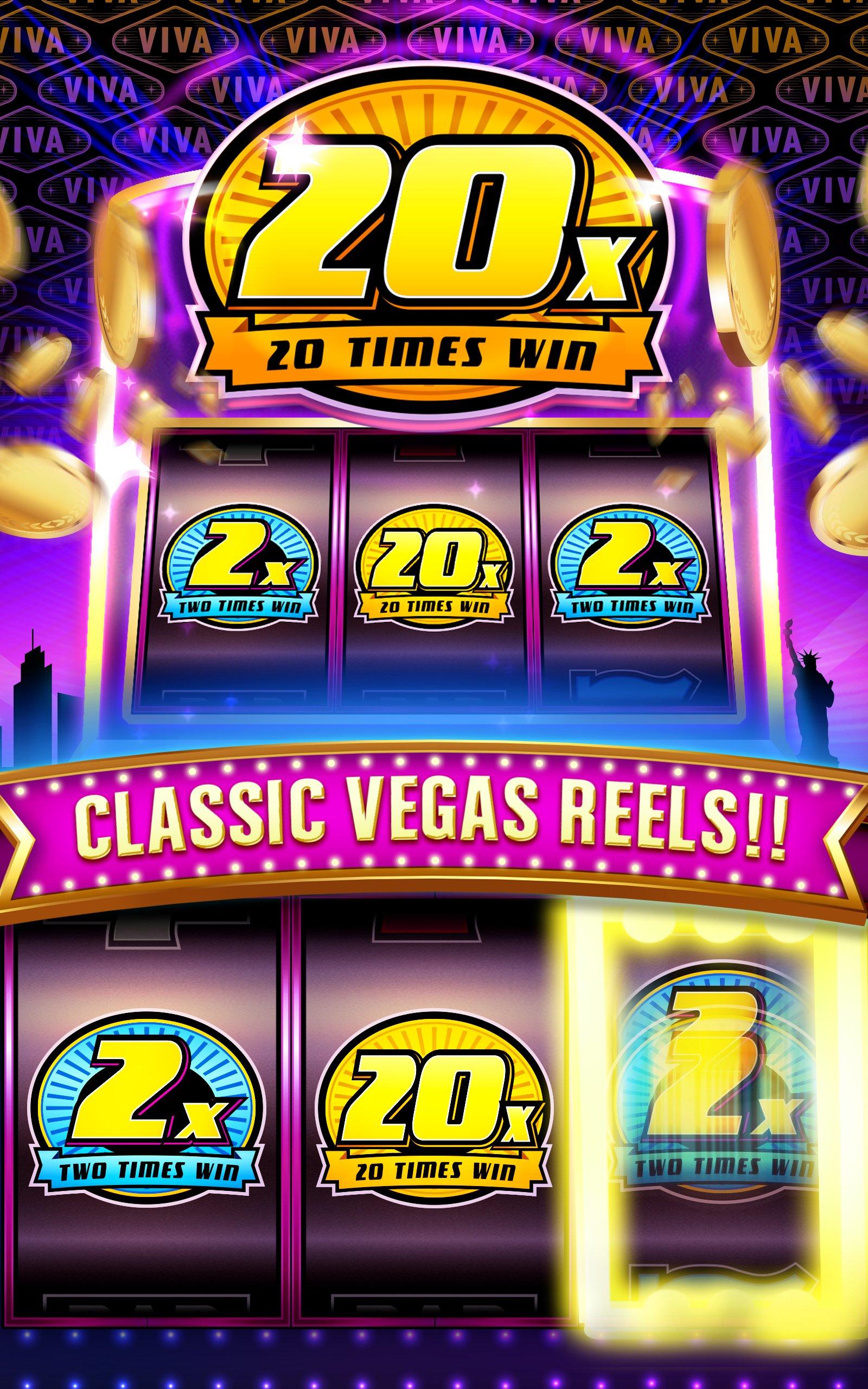 Real vegas slot machines online free