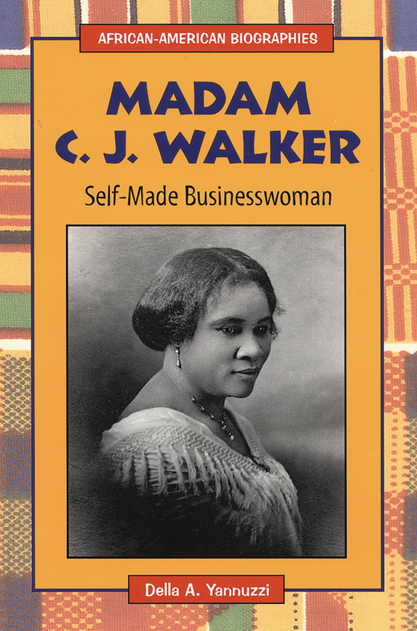 madam c j walker first african Madam cj walker is best known as the first african american female millionaire in the united states born sarah breedlove in 1867 in delta, louisiana, walker rose to fame during the early 20th.