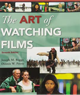 The art of watching films 8th edition paper back college textbook.