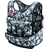 Swift360 Weighted Vest for Men 20lbs/40lbs cross-fit Training, Exercise and Jogging, Camouflage