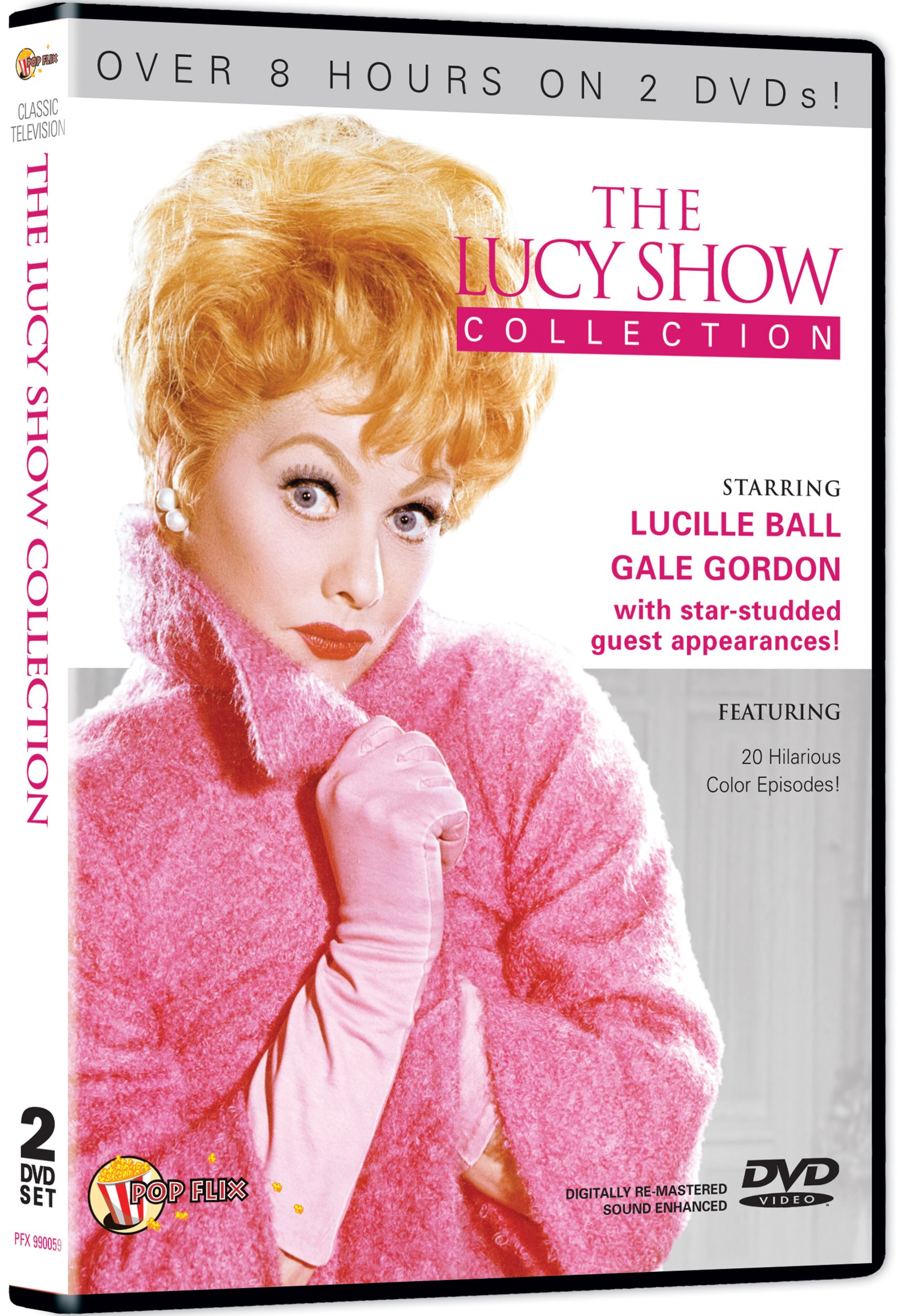 DVD : Lucy Show Collection (Amaray Case, 2 Disc)