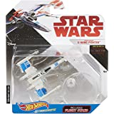 Hot Wheels Star Wars Resistance X-wing Fighter, vehicle