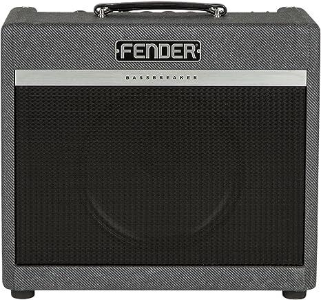 Fender Bassbreaker 15 Combo · Amplificador guitarra eléctrica ...