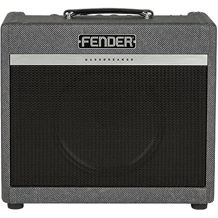 Fender Bassbreaker 15 Combo · Amplificador guitarra eléctrica