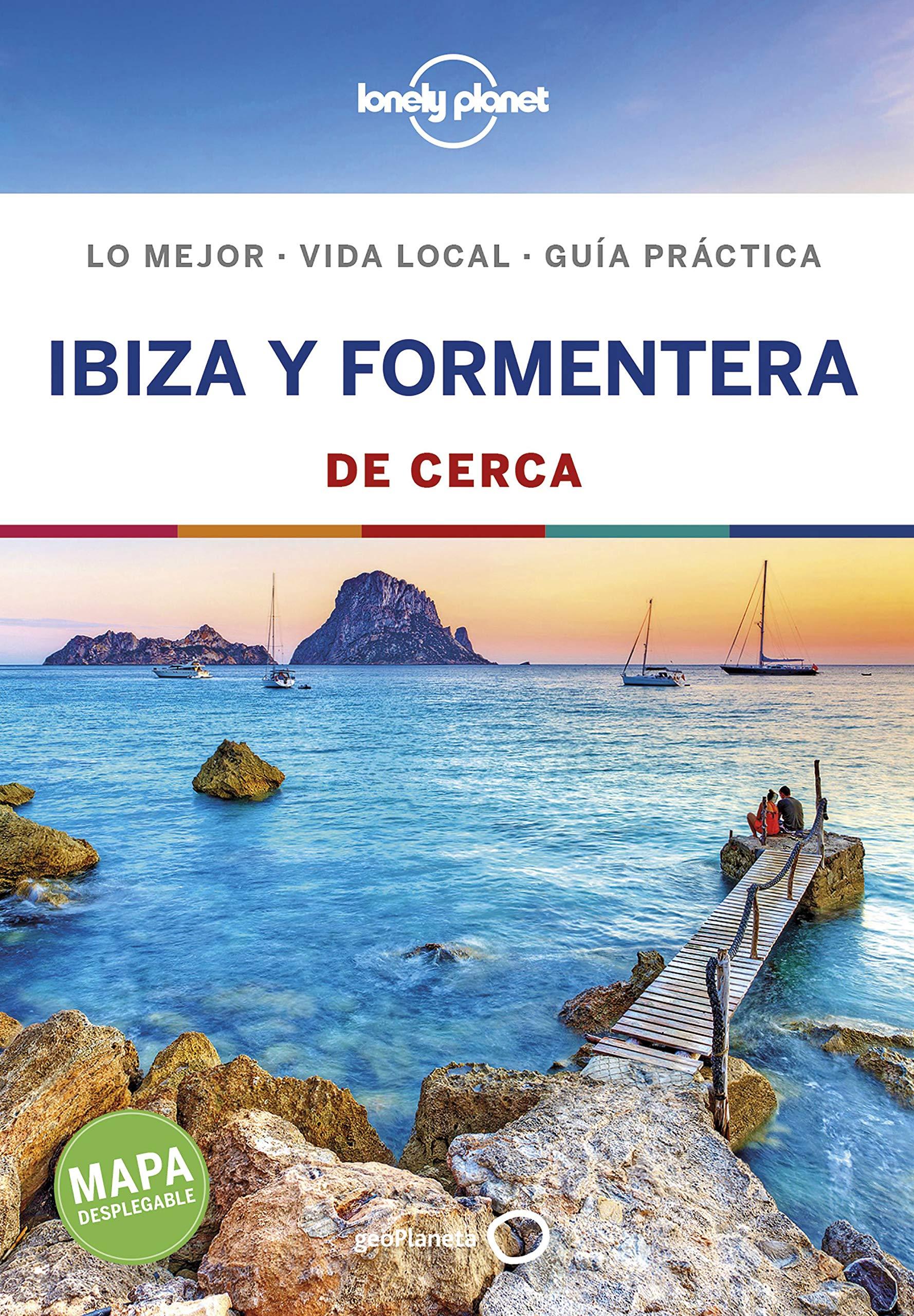 Ibiza y Formentera De cerca 3 (Guías De cerca Lonely Planet)