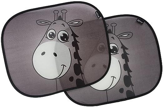 190 opinioni per Tendina parasole laterale per auto, disegno giraffa di EZ-Bugz per i bambini, 2