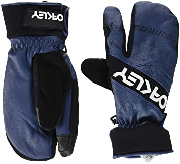 77d03c3787 Amazon.com  Oakley Mens Factory Winter Trigger 2 Mitten Gloves  Clothing