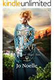 Lucky in Love (Cowboys and Angels Book 2)