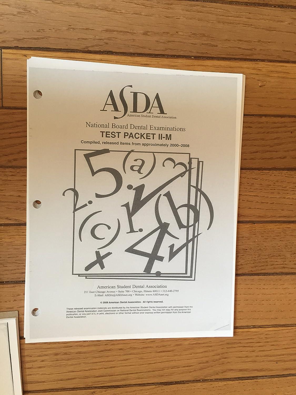 asda nbde part 2 released exams download