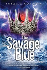 The Savage Blue (The Vicious Deep) Paperback