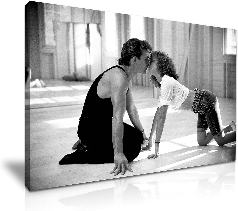 Dirty Dancing Lienzo para la pared Art print (76 x 50 cm: Amazon.es: Hogar