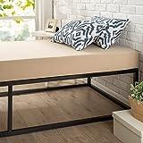 Amazon Price History for:Zinus Modern Studio 6 Inch Platforma Low Profile Bed Frame/Mattress Foundation/Boxspring Optional/Wood slat support, Twin