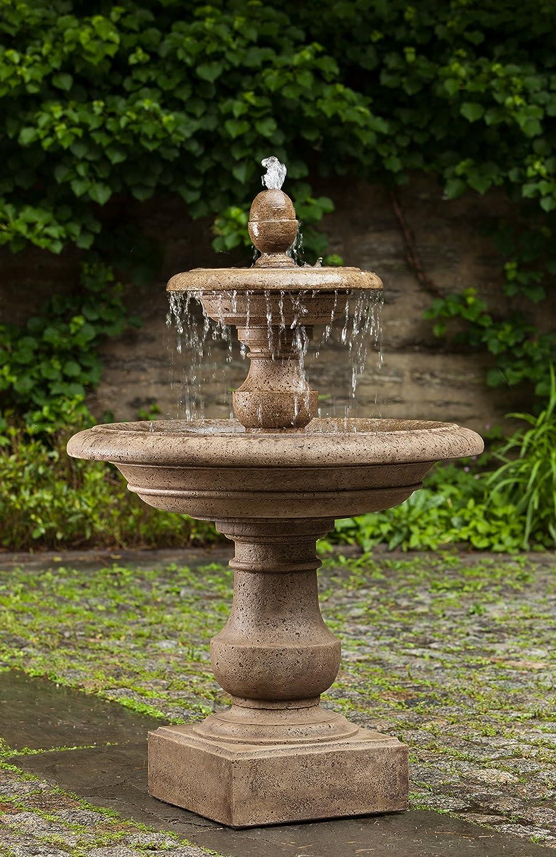 Amazon.com : Campania International FT-192-AS Caterina Fountain ...