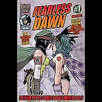 Fearless Dawn: Asylum Press Free Comic Book Sampler 2015 (English Edition)
