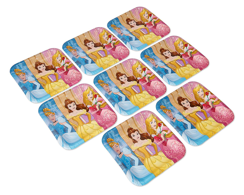 8 count SpongeBob Dessert Pocket Plates Northwest Enterprises
