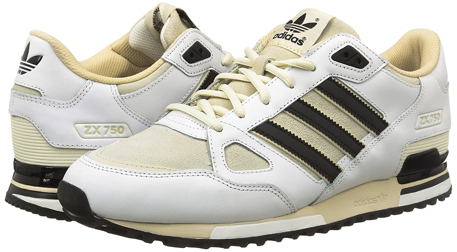 ce4f205e50b9c ... usa order adidas zx 750 mens trainers footwear white core black bone  13.5 uk 49 1 ...