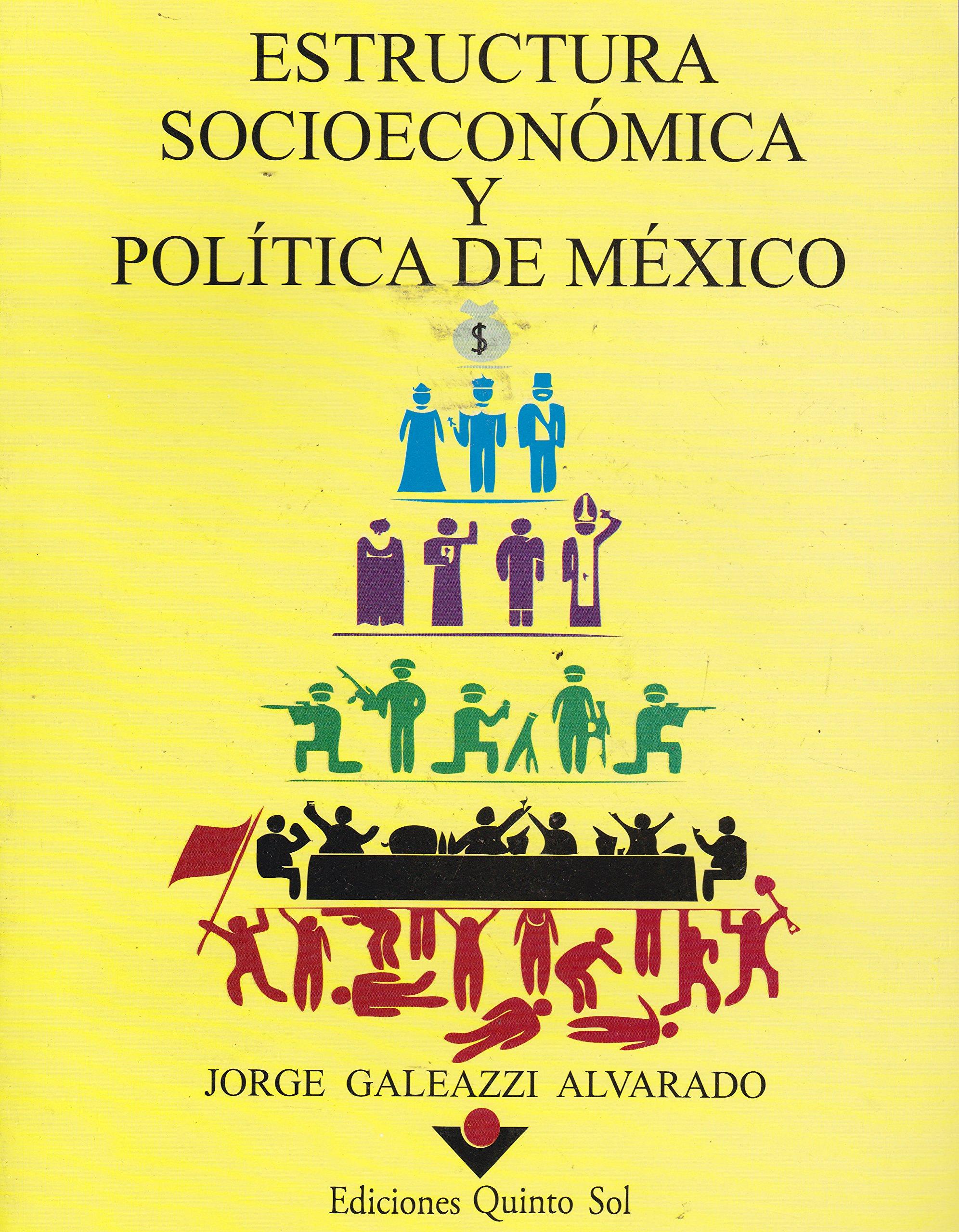 Estructura Socioeconomica Y Politica De Mexico Spanish