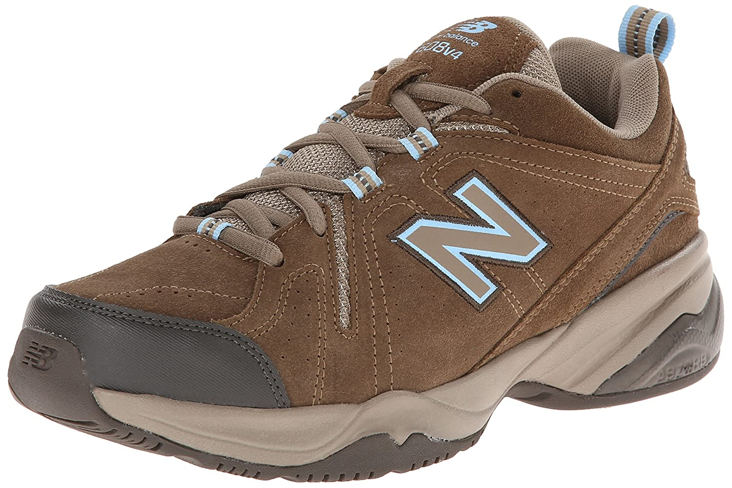 New Balance Mujeres Wx608v Bajos & Medios Cordon NEED TRANSLATION, , Talla 44 EU B|Marrón