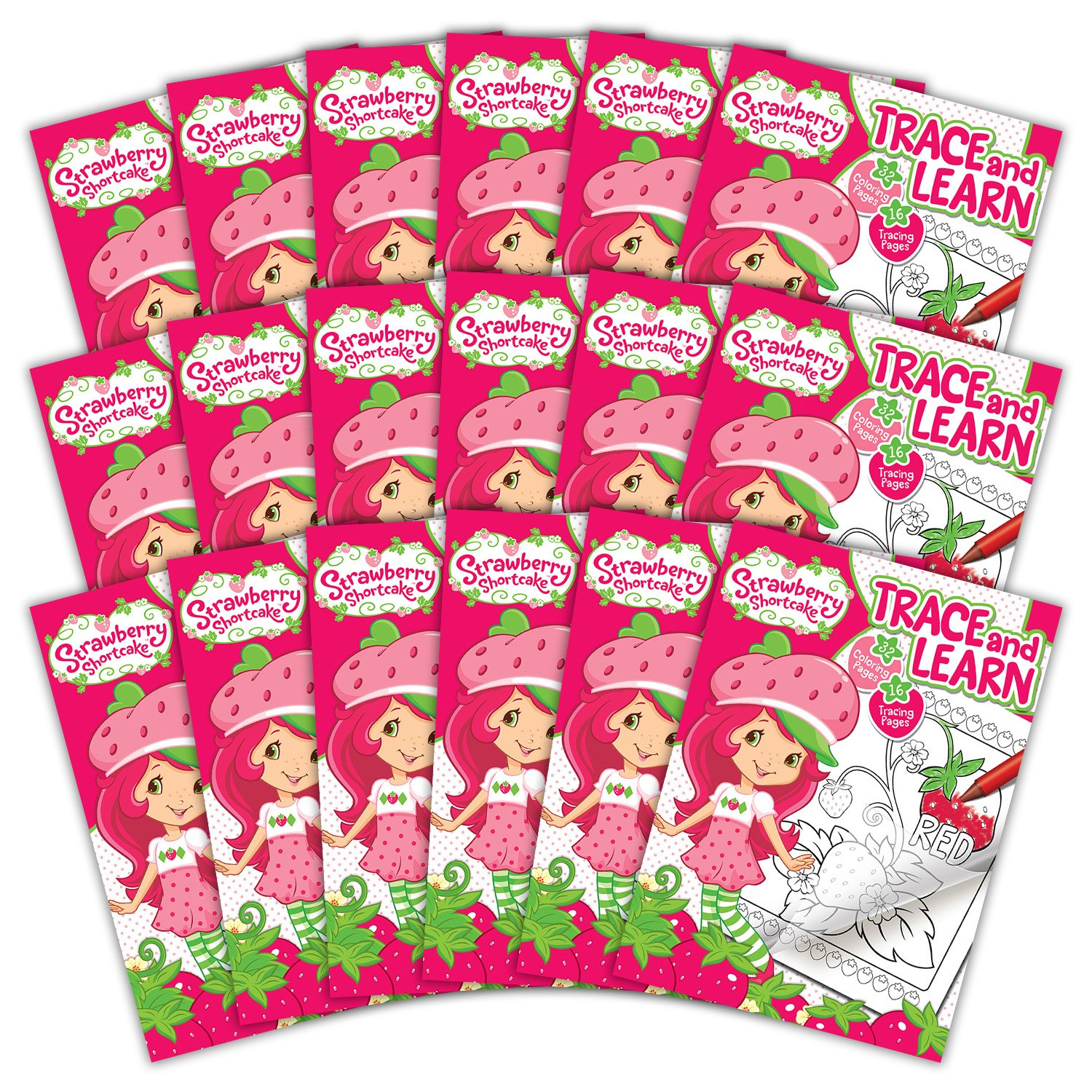18 Bendon Inc Bendon 43156-Amzb Lisa Frank Color and Trace Book