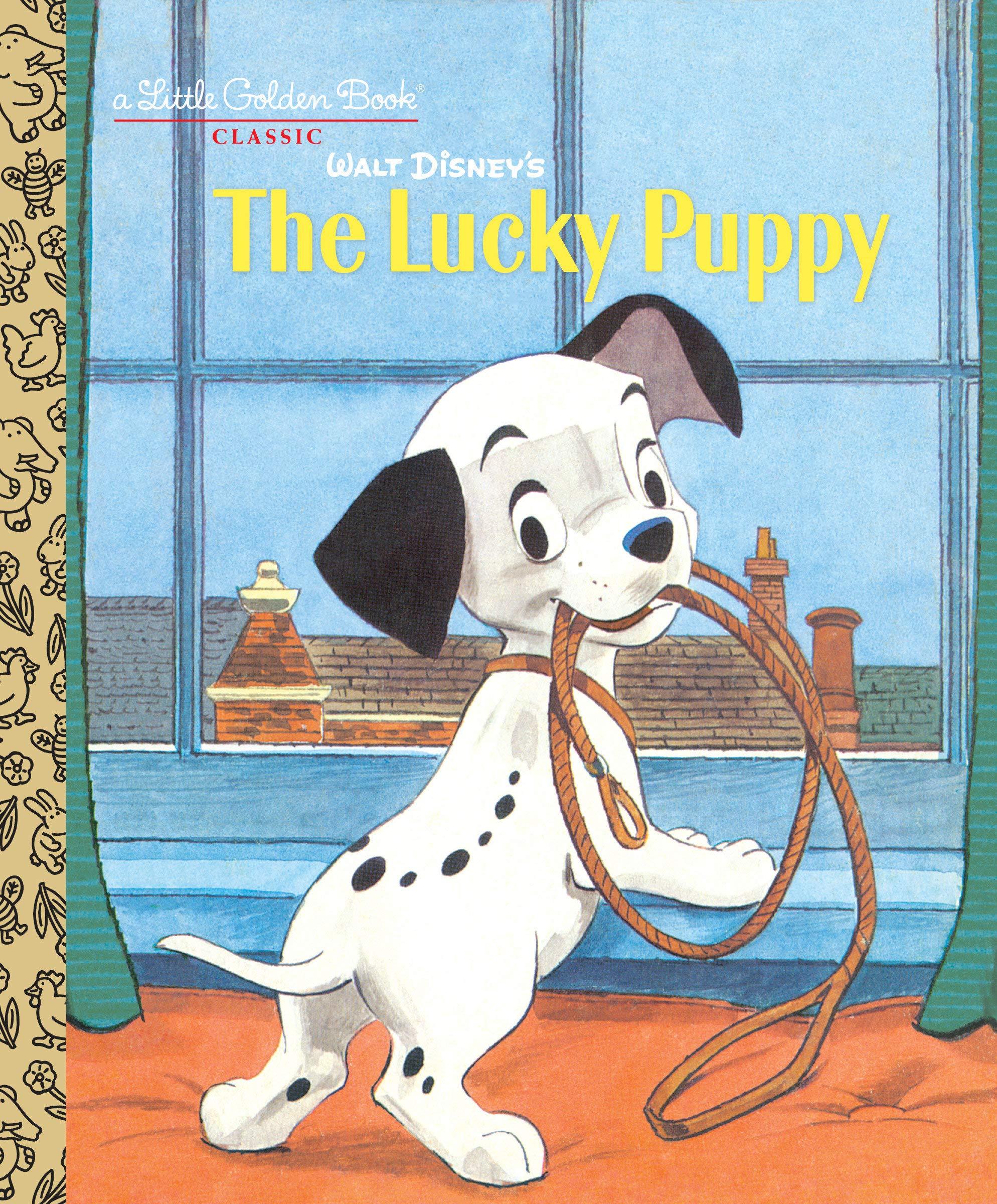 Walt Disney's The Lucky Puppy (Disney Classic) (Little Golden Book): Watson, Jane Werner, Walt Disney Studio, Hubbard, Allen, Bestor, Don: 9780736436861: Amazon.com: Books