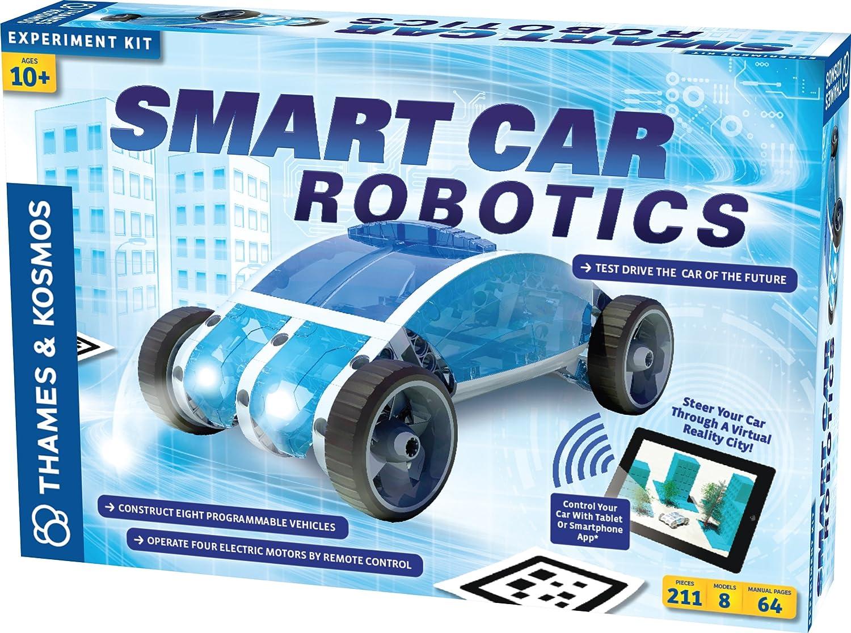 Kosmos Themse Smart Auto Auto Auto Robotics Kit 7ca743