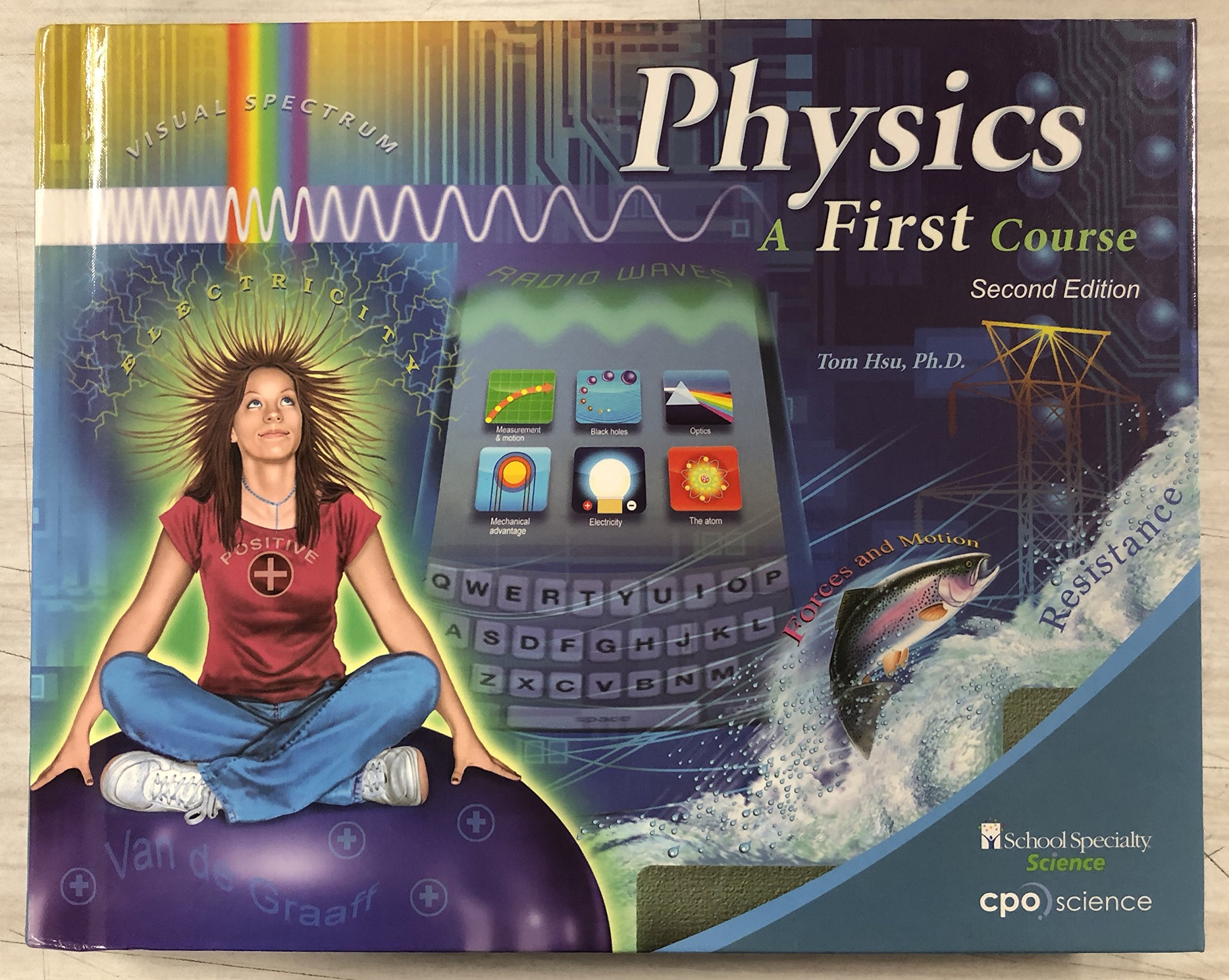 Physics, a First Course, 2nd Edition pdf