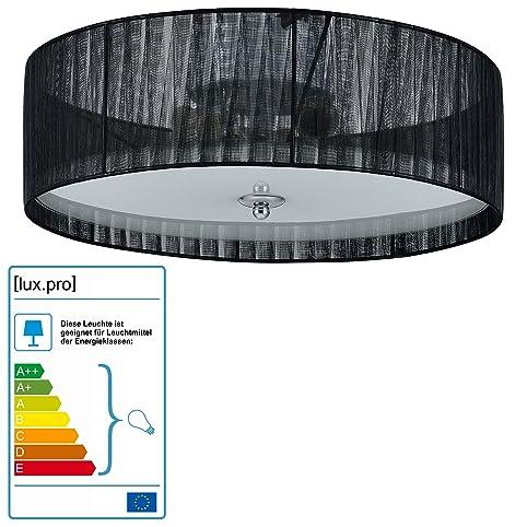 lster deckenleuchte deckenlampe helena von luxpro modernes - Beleuchtung Wohnzimmer Lux
