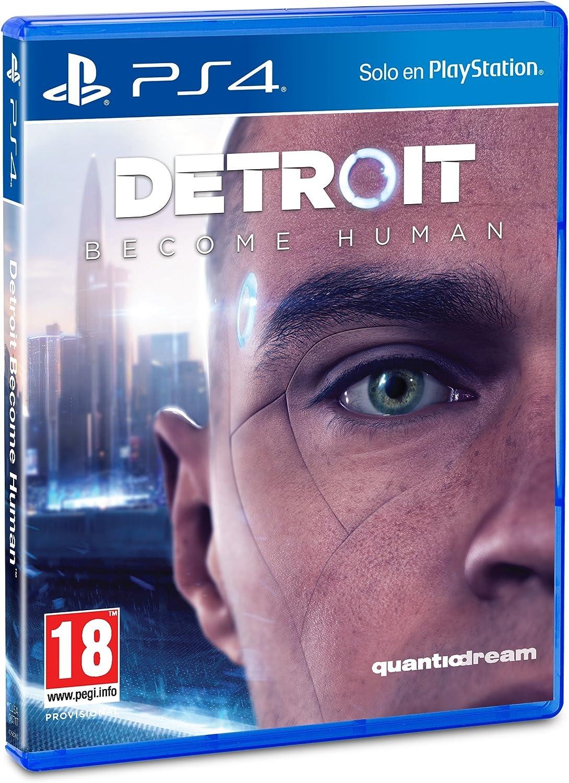 Detroit Become Human - Edición Estándar: Amazon.es: Videojuegos