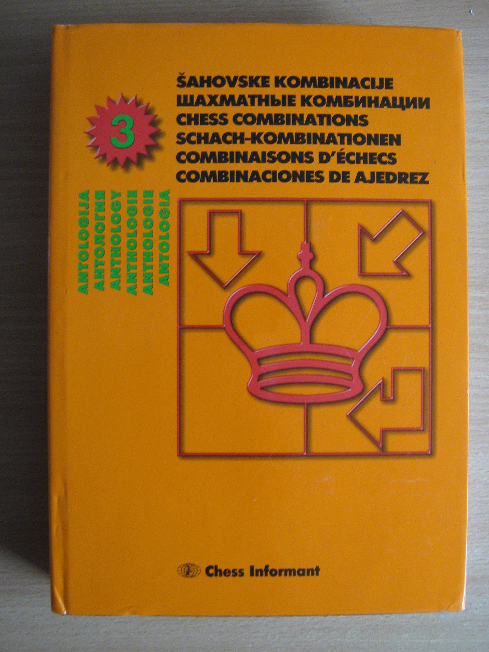 Anthology of Chess Combinations  DJVU 91goRukedXL