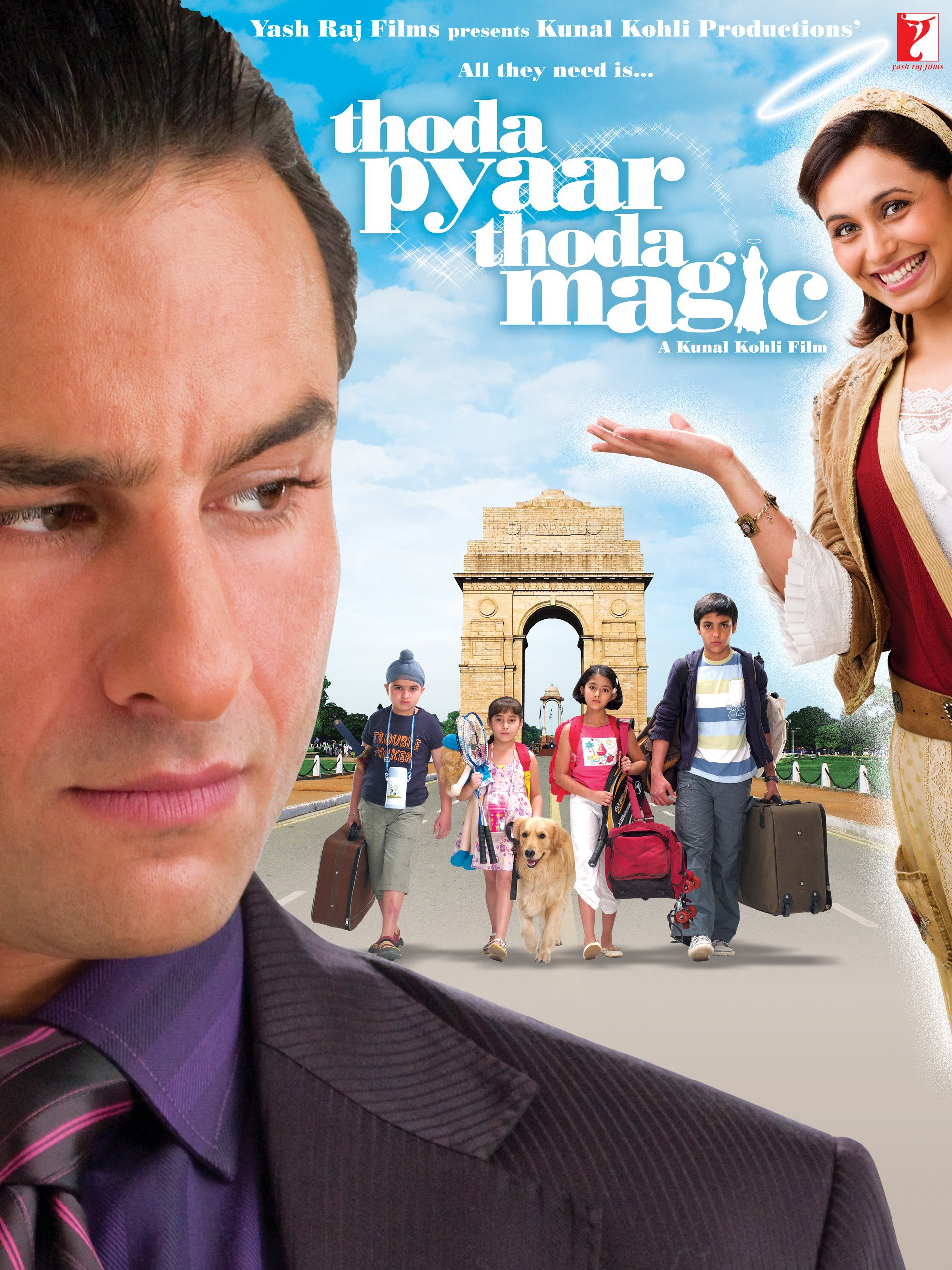 Watch Thoda Pyaar Thoda Magic Prime Video