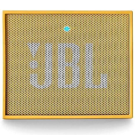 Bluetooth, Li-Ion, MP3, RMS 3 W Color Naranja JBL Go Altavoz port/átil