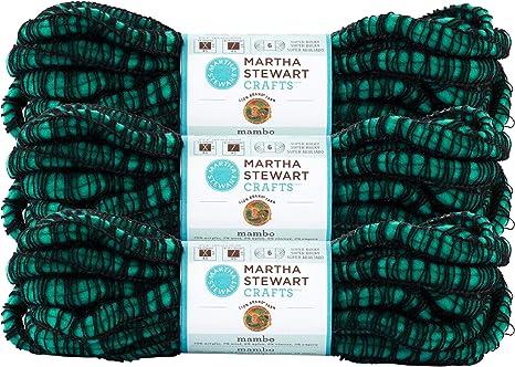 Martha Stewart Mambo Bulky Yarn 1 skein Select Color