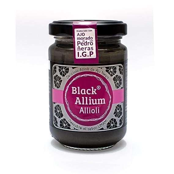 """Allioli De Ajo Negro""""Black Allium"""" ..."""