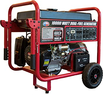 All Power America Propane Fueled Portable Generator